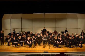 Harrisonburg-Rockingham Concert Band - Concert on the Lawn